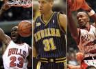 Jordan, Drexler, Dumars... los 10 mejores escoltas de los 90