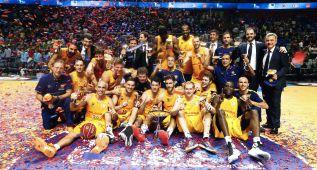 Supercampeón Barcelona