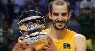 Del oro europeo al MVP de la Supercopa: estelar Pau Ribas
