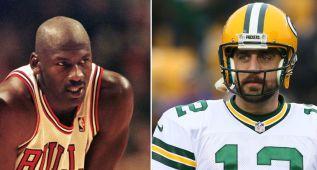 ¿Es Aaron Rodgers el Michael Jordan de la NFL?