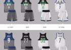 ¿Las equipaciones de los Timberwolves para el futuro?
