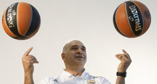 "Laso: ""Los Boston Celtics son historia del baloncesto"""