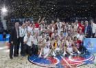 FIBA: España es primera de Europa y segunda del mundo