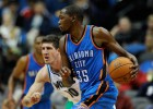 ¡Ha vuelto Durant!: 15 puntos tras ocho meses sin competir
