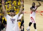 Curry, Harden y el MVP 2015 ¿Quién fue mejor?