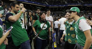Madrid vibró con el show NBA y suspendió el arbitraje