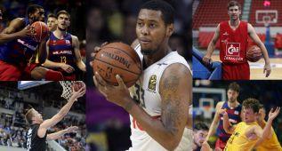 Las 5 nuevas estrellas de la ACB