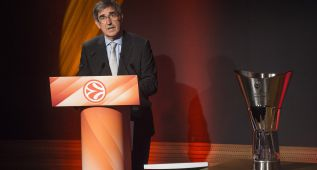 Nueva Euroliga: un millón para el ganador y más espectáculo