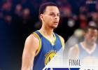 Curry brilla (30 pts), pero los Warriors caen en Oregón