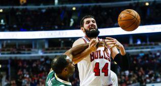 Mirotic lideró a unos Bulls que siguen sin tres titulares