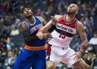 Carmelo (21) sigue en forma y los Knicks suman dos triunfos