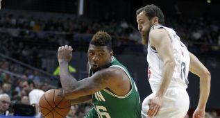 """Marcus Smart: """"En la NBA cualquier jugador te impresiona"""""""