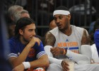 "Carmelo, de ""odiar"" a Vujacic a compartir vestuario en los Knicks"