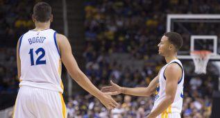 """Turno de Bogut: """"Los Clippers pueden besar mi anillo"""""""