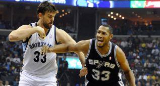 Spurs y Grizzlies: las mejores franquicias del deporte USA