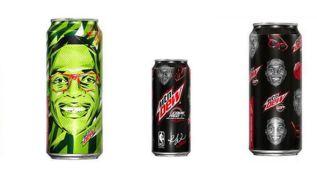 Beber un refresco con la cara de Westbrook ya es una realidad