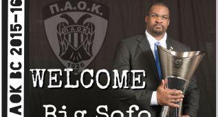 Schortsanitis regresa a la Liga griega para reforzar al PAOK
