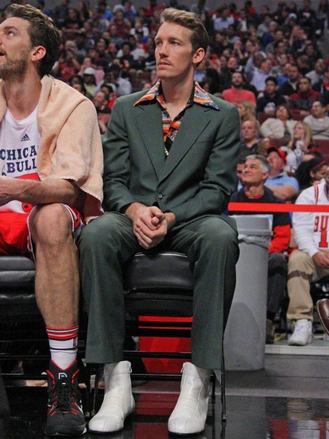 Mike Dunleavy trae la moda de los años 70 de vuelta a la NBA