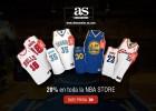 La NBA está de descuento en AS, ¡No pierdas la ocasión!