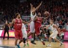 Sin invictos en la Euroliga: dura derrota del Unicaja en Bamberg