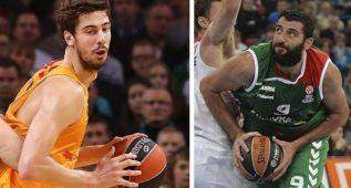 Tomic contra Bourousis: duelo por el MVP en el Buesa Arena