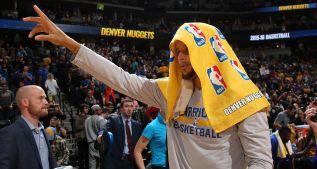¡15-0! Nadie empezó mejor que Curry y sus Warriors