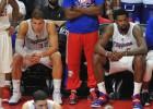 Crisis en los Clippers: bronca en el vestuario tras la derrota
