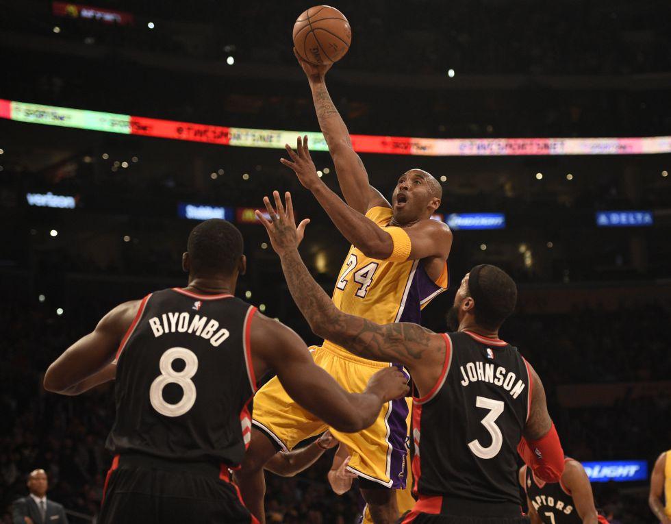 NBA: Kobe Bryant, el peor tirador de la NBA... ¡en los últimos 64 años! - AS.com