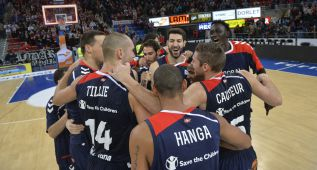El Baskonia se juega el primer puesto del grupo en El Pireo