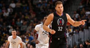Los Clippers vuelven a ganar pese al 20-18 de Gallinari