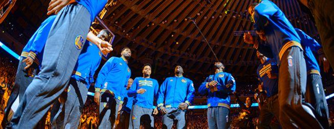 Así nacieron estos Warriors: Curry por Ricky y el draft 2012
