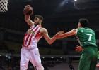 El Baskonia cae en un partido horrible ante el Olympiacos
