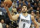 Los Wolves rozan los playoffs y el tobillo de Ricky se queja