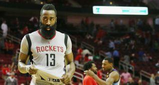 Marc toma Houston: ni Harden (40) salva a los Rockets (5-10)