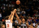 El mejor Calderón (23) en casi dos años no salva a los Knicks