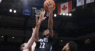 Los Wolves ganan sin Ricky y llegan al 50% de victorias