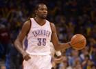 Durant (34+13) empieza a dar miedo y los Thunder, en racha