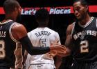 La defensa y un Leonard a nivel MVP lanzan a los Spurs