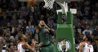 El bloque de los Celtics aplasta a unos Wizards llenos de dudas