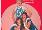 38 años de esta mítica portada: Larry Bird y las dos cheerleaders