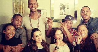 Carmelo, Wade y Bosh en NY: Acción de Gracias y puros