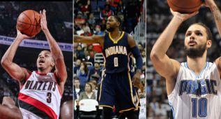 ¿Quién te ha sorprendido más en el primer mes de NBA?