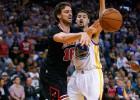 """Pau Gasol: """"Todos en la NBA tratamos de ser como los Spurs"""""""