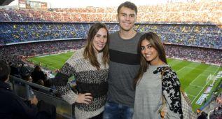 Kyle Kuric supera una nueva operación en Barcelona
