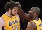 """Pau Gasol, a Kobe Bryant: """"Gracias por todo, hermano"""""""