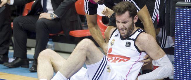 Mazazo para el Madrid: Rudy será operado de una hernia