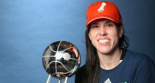 Anna Cruz: del anillo en la WNBA a los Premios AS