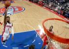 Drummond (24+13) se aprovecha del desbarajuste de los Rockets