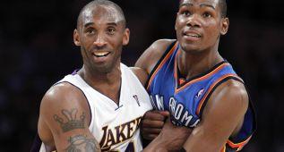 """Durant y el adiós de Kobe: """"Le tratáis como a una mierda"""""""