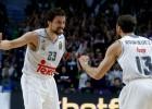 El Madrid bate el récord de asistencias de la Euroliga: 36